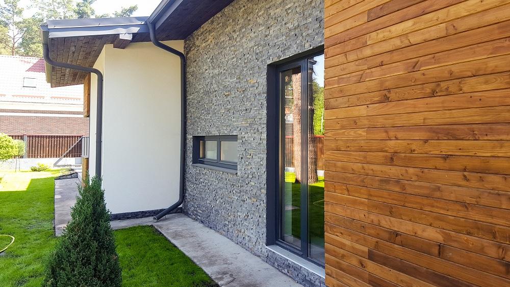 Теплі вікна в приватному котеджі