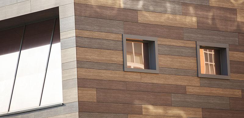 Вентильований фасад з HPL-панелей