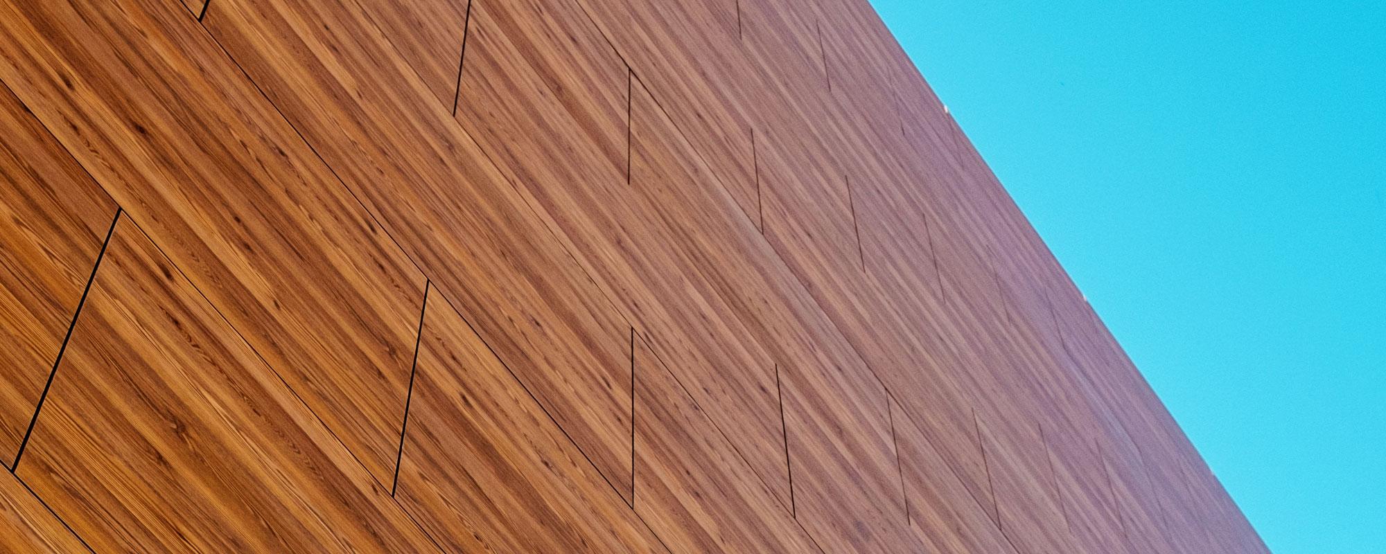 Вентилированные фасады HPL