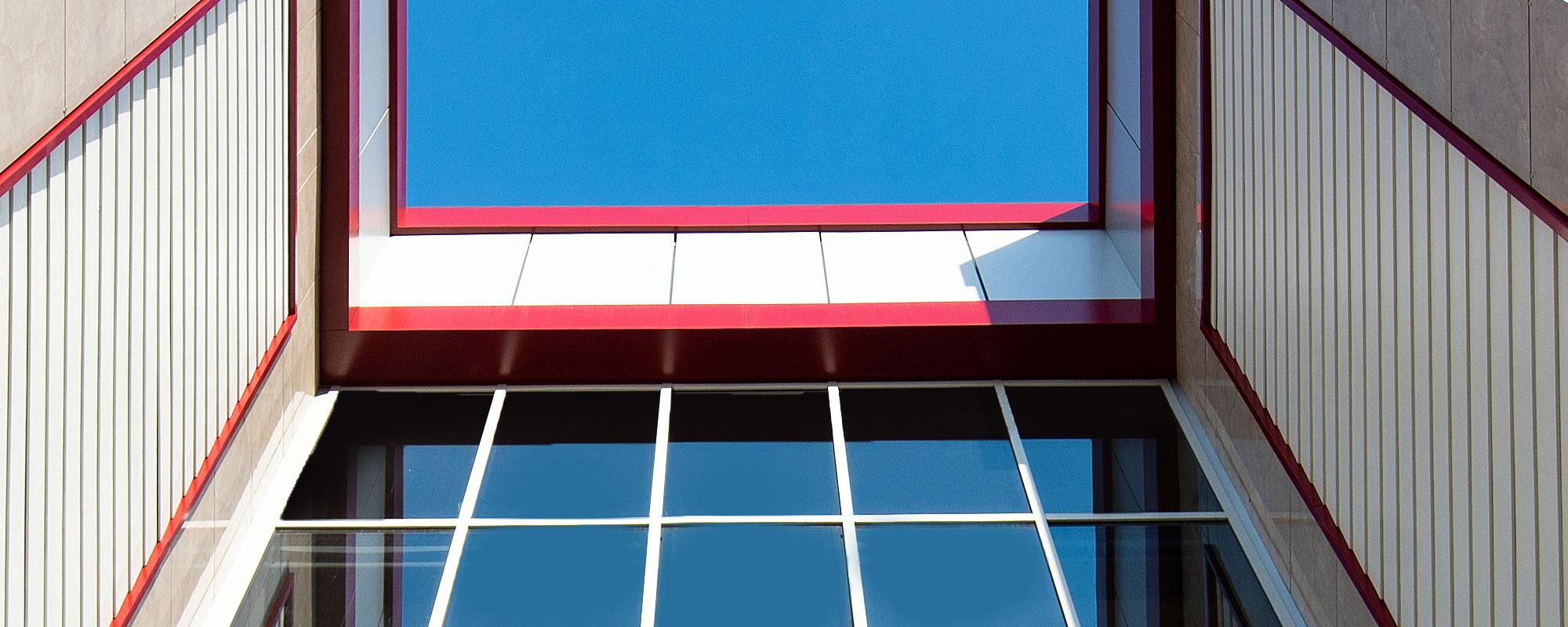 Фиброцементный фасад