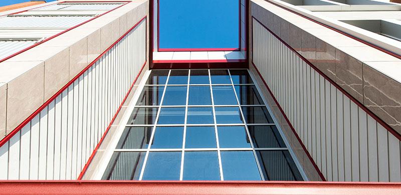 Фіброцементний фасад