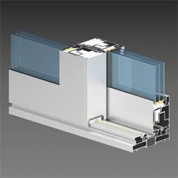 Система теплих підйомно-розсувних конструкцій ALT SL160