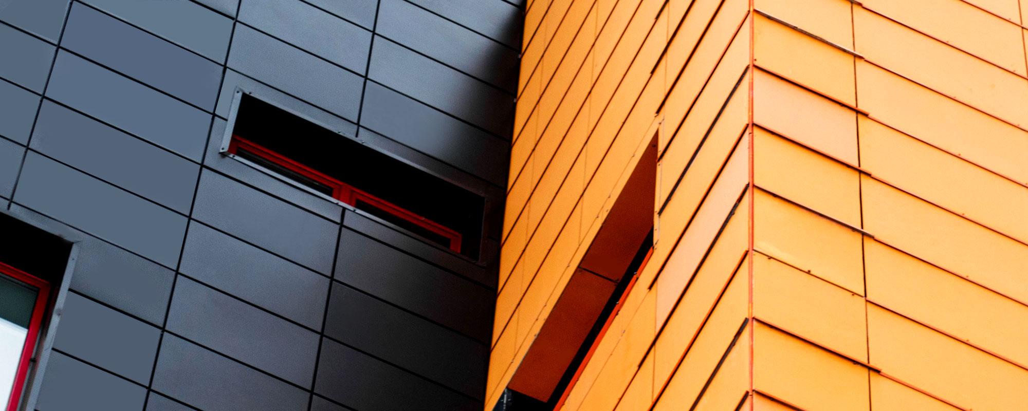 Навісні вентильовані фасади