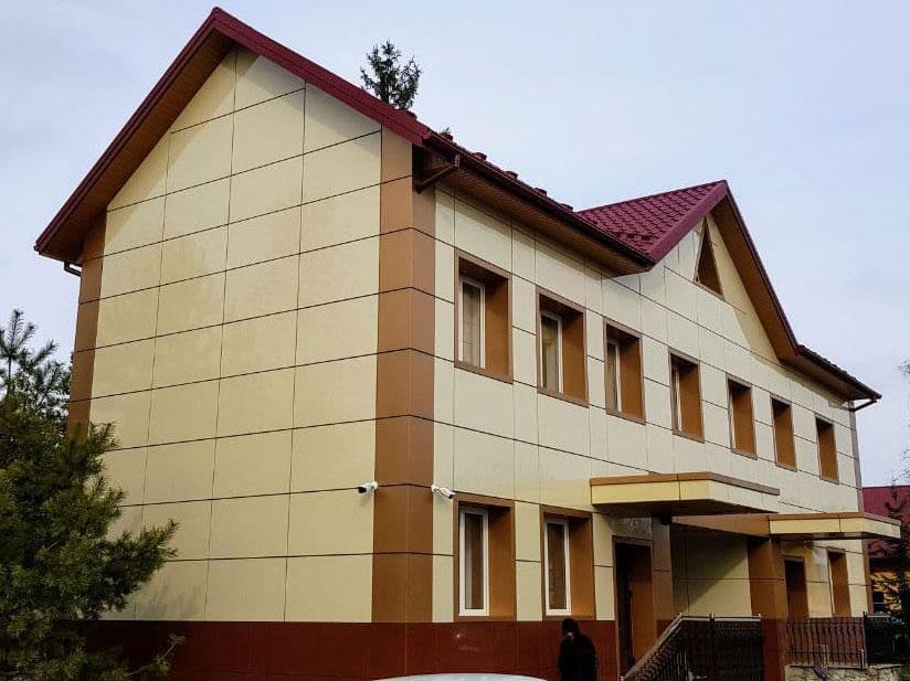 фасад керамограніт