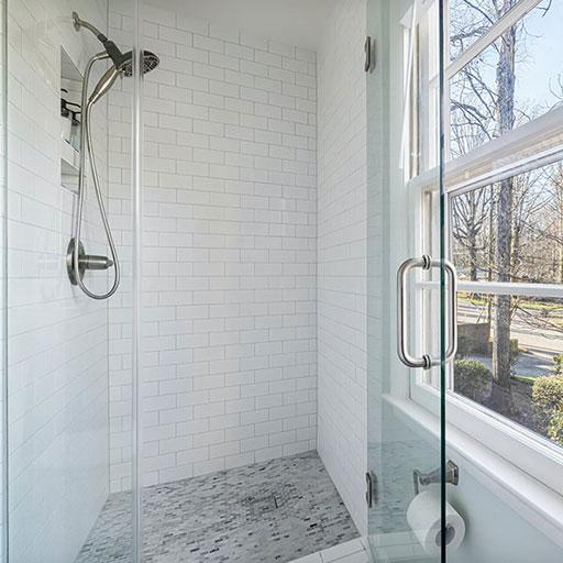 душові перегородки